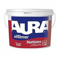 Краска интерьерная AURA Mattlatex 10л