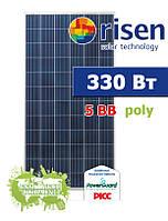 Risen RSM72-6-330P 5BB солнечная панель (батарея) поликристаллическая
