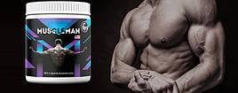 Средство Muscleman для наращивания мышечной массы