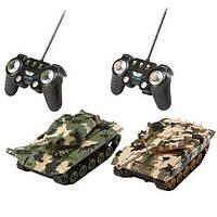 Комплект танков на радиоуправлении Revell Control
