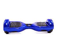 Гироскутер с 6,5 дюймовыми колесами Smart Way U3 (синий)
