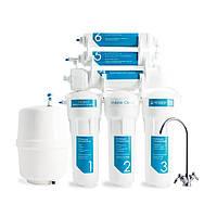 Фильтр для воды с системой обратного осмоса Organic Master Osmo 6 Новинка