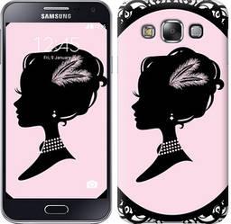 """Чехол на Samsung Galaxy E5 E500H Принцесса """"1992c-82-328"""""""