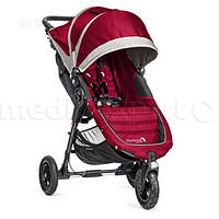 Коляска BABY JOGGER city mini gt single crimson/gray
