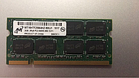 Память So-dimm Micron 2Gb  PC2-6400S  DDR2-800 (MT16HTF25664HZ-800J1)