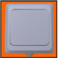 Вимикач одинарний накладний вологозахищений IP54 Harmony GISelt