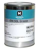 Консистентная смазка на основе синтетического углеводородного масла/литиевого мыла Molykote EM-50L