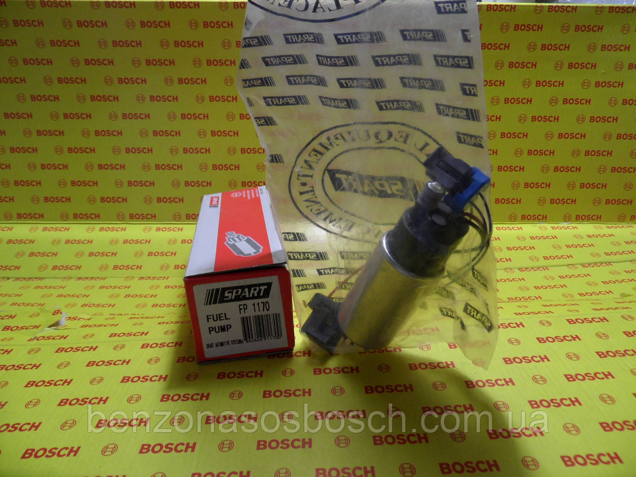 Электробензонасос SPART, FP 1170