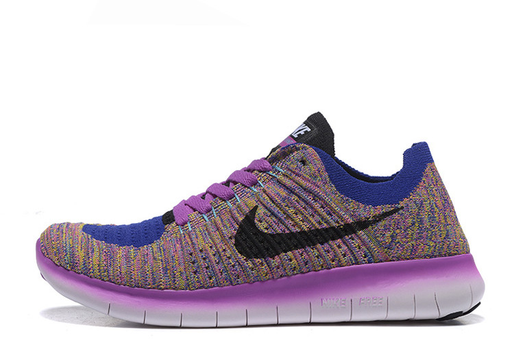 nouveau style 49f6b f2ff0 Nike Free Run Flyknit 5.0 Bleu Et Rouge: продажа, цена в Киеве. сандалии,  вьетнамки, сланцы женские ...