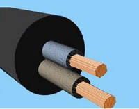 КГ, кабель гибкий силовой КГ 2х2,5 (узнай свою цену), фото 1