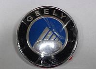 Эмблема передней решетки радиатора Джили СК-1/ СК-2 / Geely CK (390304101302) 3903041009
