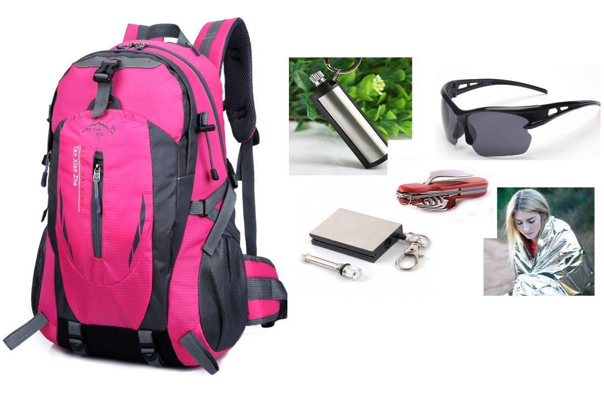 Рюкзак спортивный Mountain pink+ПОДАРОК (на выбор)