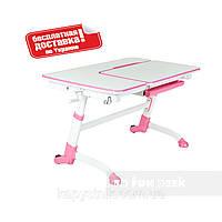 Парта-трансформер для школьника ТМ FunDesk Amare Pink