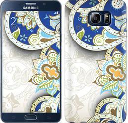 "Чехол на Samsung Galaxy Note 5 N920C Узор v8 ""1842c-127-328"""