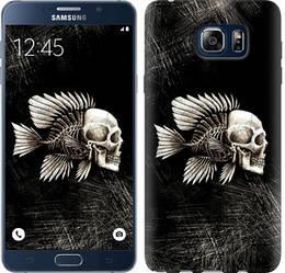 "Чехол на Samsung Galaxy Note 5 N920C Рыбо-человек ""683c-127-328"""
