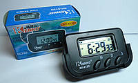 Часы автомобильные, будильник, секундомер, дата