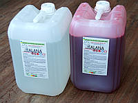 Огнебиозащита, антисептик для дерева АЛАНА-1 12кг
