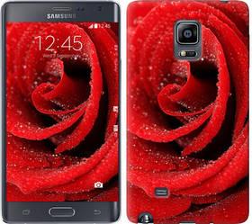 """Чехол на Samsung Note Edge SM-N915 Красная роза """"529c-128-328"""""""