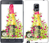 "Чехол на Samsung Note Edge SM-N915 Помада Шанель ""4066c-128-328"""