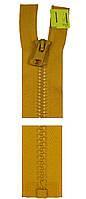 Молния пластиковая ARTA-F 35 см/Тип 5 * 1 бегункок * желтая