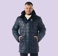 Куртка мужская зимняя. Модель 30.размеры 48-60. два цвета
