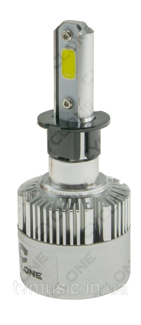 Светодиодная лампа CYCLON LED H3 5000K 2800Lm Type 20