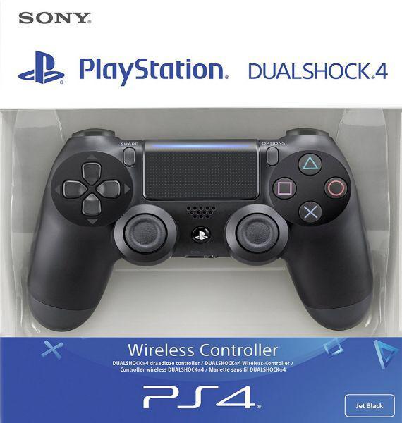 Беспроводной джойстик Sony Dualshock 4 V2 Black