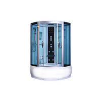 Гидромассажный бокс Vivia Bellagio HT-111 120х120х215 Душевая кабина