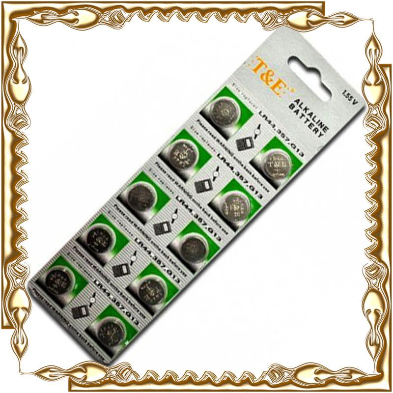 Батарейка T@E таблетка AG-13