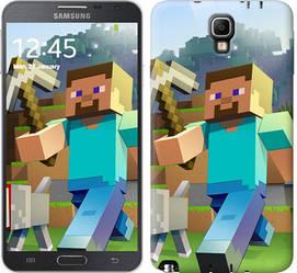 "Чехол на Samsung Galaxy Note 3 Neo N7505 Minecraft 4 ""2944c-136-328"""
