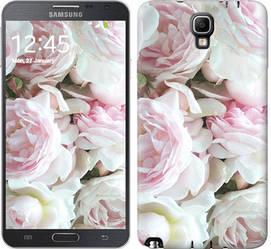 "Чехол на Samsung Galaxy Note 3 Neo N7505 Пионы v2 ""2706c-136-328"""