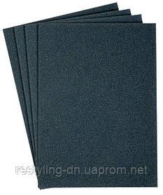 Водостойкие шлифовальные листы на бумажной основе, PS 8 C р60 230*280