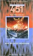 Fahrenheit 451 by Ray Bradbury | 451° за Фаренгейтом. Англійською мовою. Автор: Рей Бредбері
