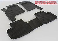 Коврики в салон  Hyundai Santa Fe (ТАГАЗ) (06-) полімерні (поліуретанові)