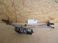 Механизм стеклоочистителя, трапеция, мотор РЕНО КЕНГО 545 26 811, фото 1