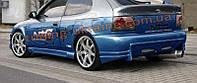 Задний бампер для Toyota Corolla 1992-1997