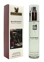 Мужская туалетная вода с феромонами Givenchy pour homme 45мл