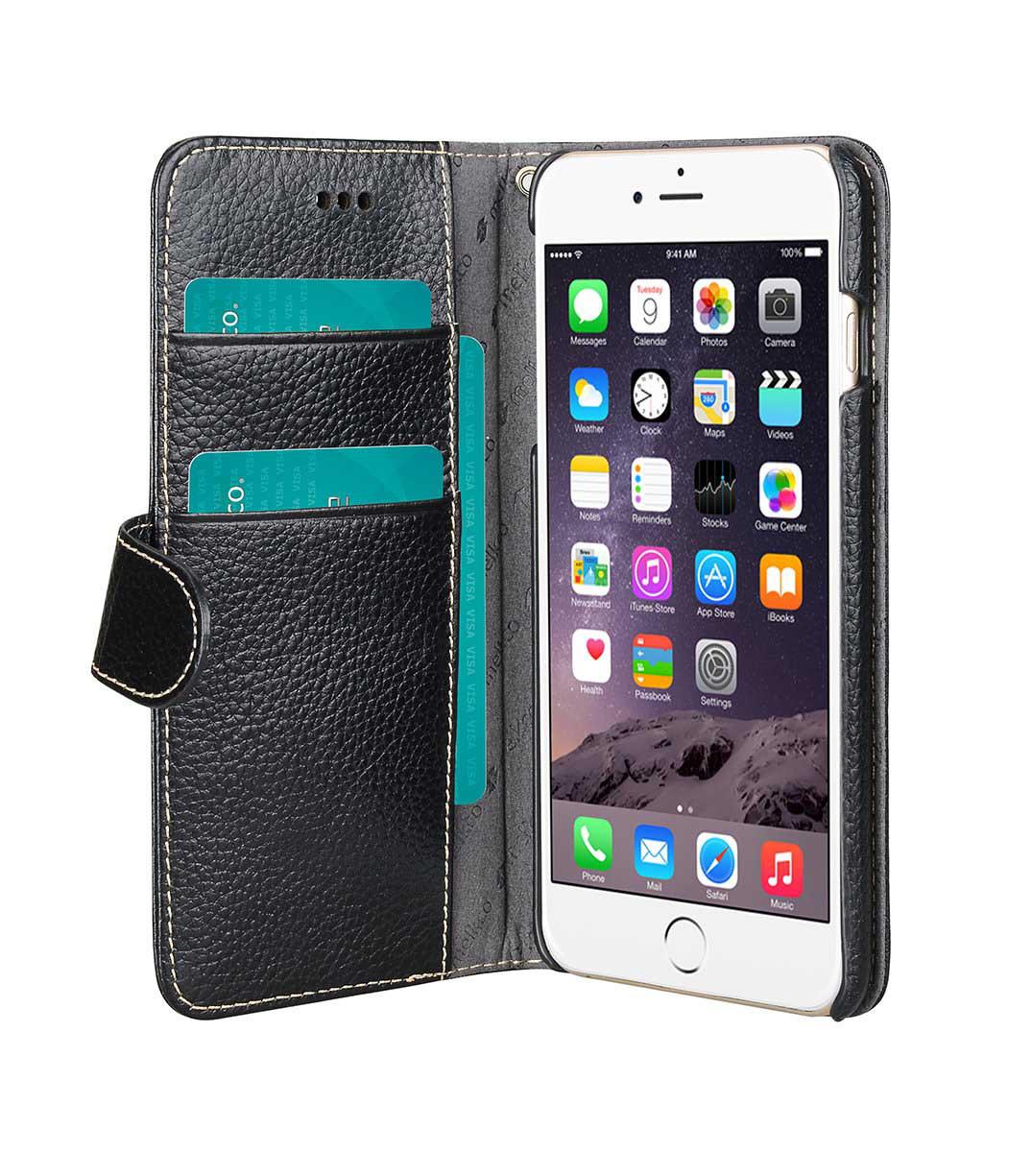 Чехол книжка кошелек для iphone 6 plus/6s plus