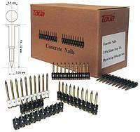 Дюбель-гвозди усиленные 1000 шт, 3,05х(13-32) мм., TOUA CN30513 - CN30532, фото 1