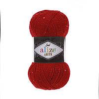 Alize Sal Abiye  - 56 красный