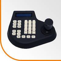 VLC-700KBD Пульт управления 3D (Pan/Tilt,Zoom) джойстик, установка предустановок или маршрута патрулирования.Р