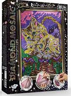 Алмазная живопись (мозаика) Котики Данко Тойс DM-01-10