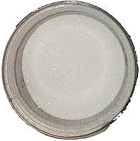 Глиттер  белый, 80г (150мл)