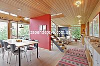 Вагонка деревянная сосна, ольха, липа Ялта, фото 1