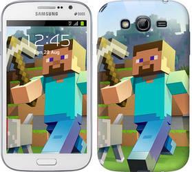 "Чехол на Samsung Galaxy Grand I9082 Minecraft 4 ""2944c-66-328"""