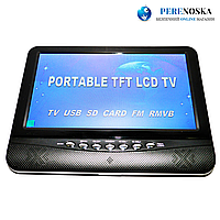 "9,5"" Портативный TV 901 / 911 USB+SD + батарея"