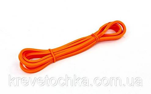 Резинка для подтягиваний (лента сопротивлен) FI-941-1 оранжевая  POWER BANDS , фото 2