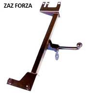 Фаркоп ZAZ Forza с кованым шаром (седан) (Житомир-фаркоп)