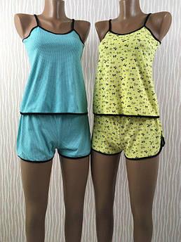 Женская летняя пижама Колокольчик Размер 40 - 54