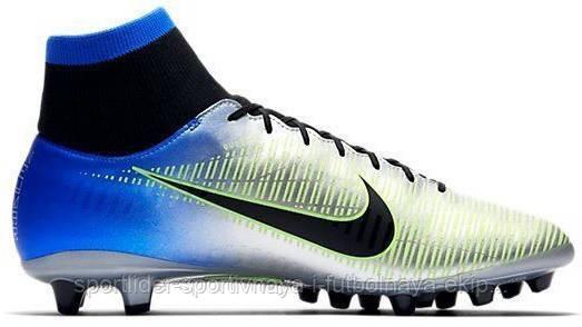 318adbdf9a7cdc Футбольные бутсы Nike Mercurial Victory VI Neymar Dynamic Fit AG-PRO  921503-407 -